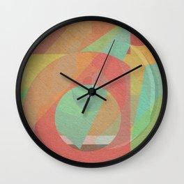 Monza Wall Clock