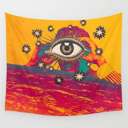 ...TUNE IN... Wall Tapestry