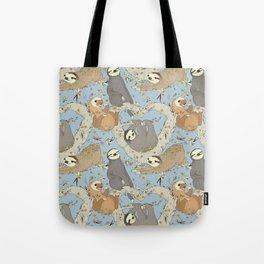 Sloths and Vanilla Tote Bag