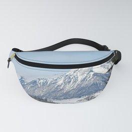 Snowy Peak Fanny Pack