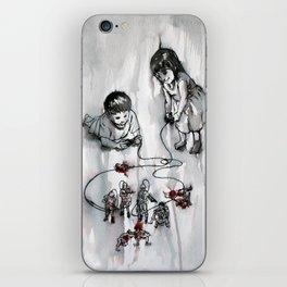War Games iPhone Skin