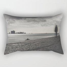 Long exposure Rectangular Pillow