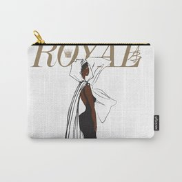 Nia Royal Carry-All Pouch