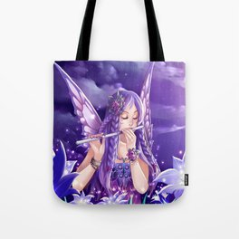 Night Fea Tote Bag