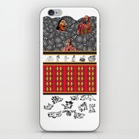 ethnic iPhone & iPod Skins featuring ETHNIC by CaritoMo