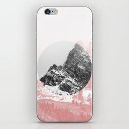 Mountain 01 iPhone Skin