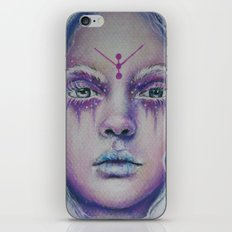 Starlight Witch iPhone & iPod Skin