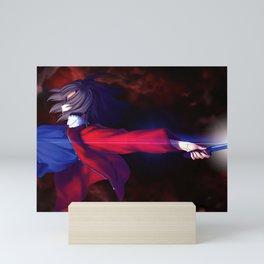 Ryôgi Shiki   Kara no Kyoukai Mini Art Print