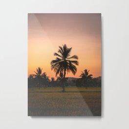 Hampi, India II Metal Print