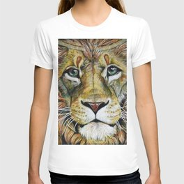 Lion Gaze T-shirt