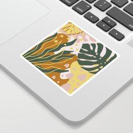 Floral Magic Sticker