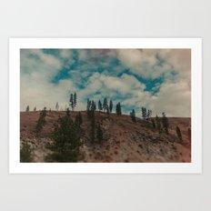 Grow Tall Art Print