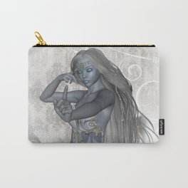 Wonderful fairy with swan Carry-All Pouch