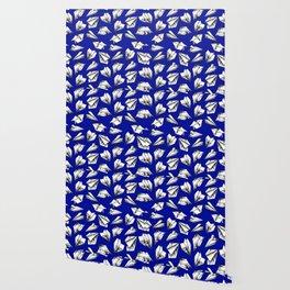 Paper airplane pattern Wallpaper