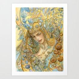Communion with Nature Art Print