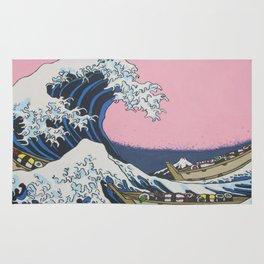 Sushi Waves Rug