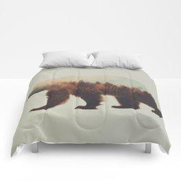Norwegian Woods: The Brown Bear Comforters