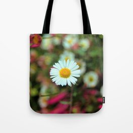 Daisy Bloom Tote Bag