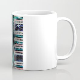 Metric Shelter Coffee Mug
