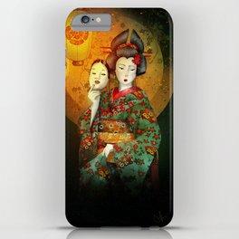 Bunraku iPhone Case