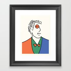 mahler Framed Art Print