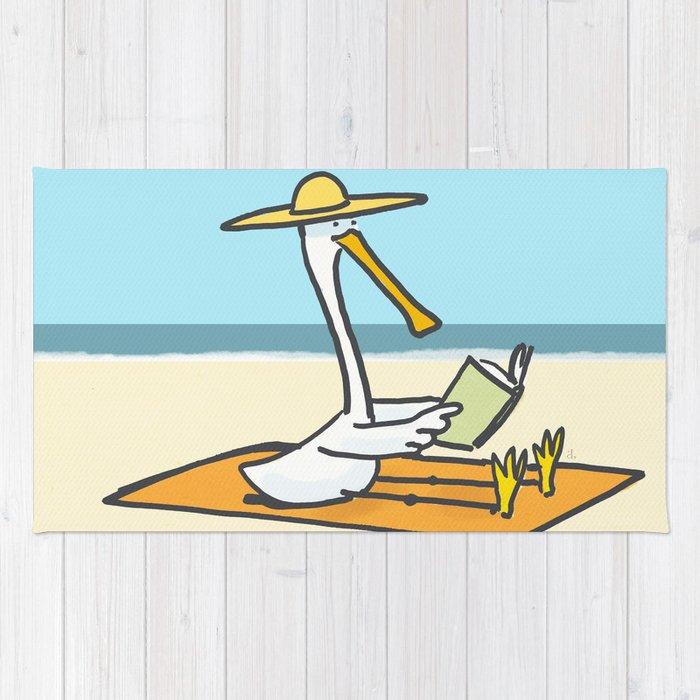 Shore Bird Rug