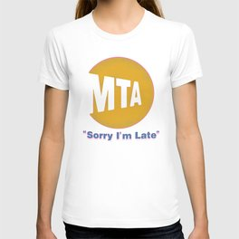 NYC Work Uniform T-shirt