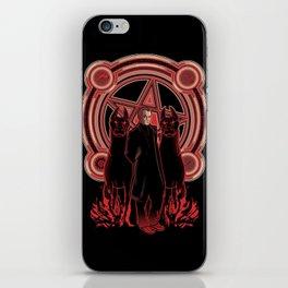 Hells King iPhone Skin