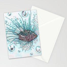 Pez Escorpión Stationery Cards
