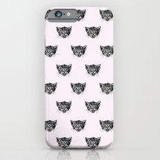 Polka Cat Slim Case iPhone 6s