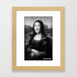 Mona Kaufman Framed Art Print