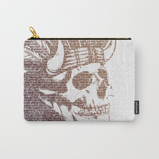 The Warrior Carry-All Pouch