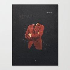Manhood Canvas Print