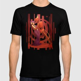 The Devil's Hands are Idle Playthings T-shirt