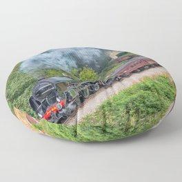 Southern Railways Repton Floor Pillow