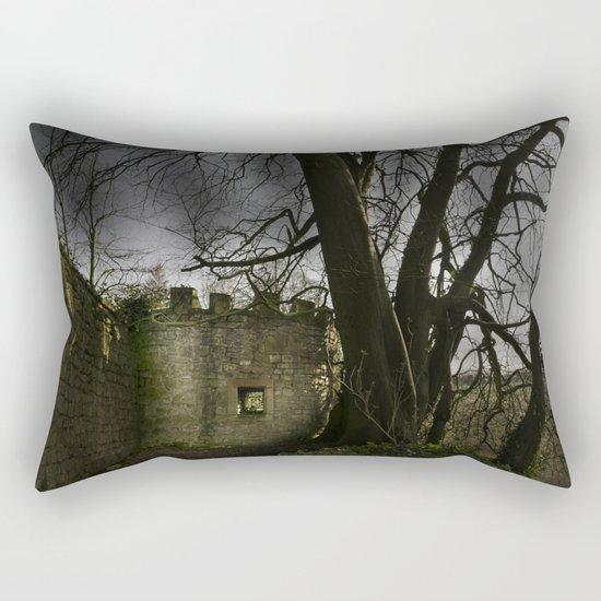 Castles in my Mind Rectangular Pillow