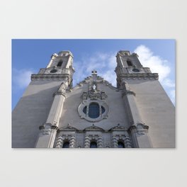 St. Cecilia's Cathedral Canvas Print