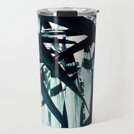 Inside of Palm Trees Travel Mug