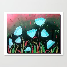 NightQueen Canvas Print