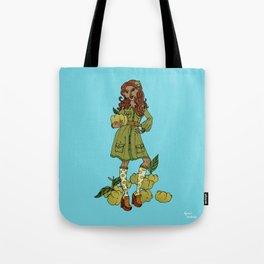 Ms Gooseberry Tote Bag