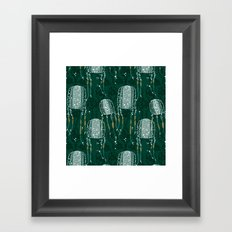 Sea Wasp Framed Art Print
