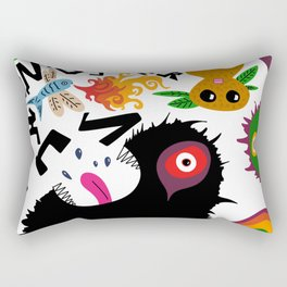 Creechers Rectangular Pillow