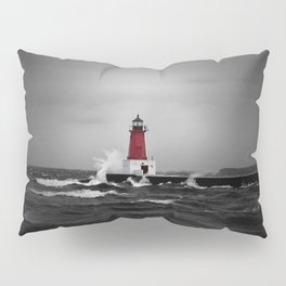 Lighthouse Glow Pillow Sham