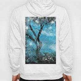 Magical ocean landscape Hoody