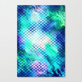 Medusa Scale Canvas Print