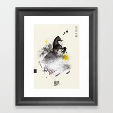 Adventure of Silver Blaze Framed Art Print