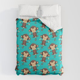 ChimpanZEN Comforters