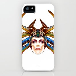 Hela - Cate Blanchett iPhone Case
