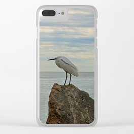 The Song in My Heart Sings Clear iPhone Case