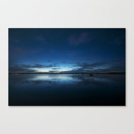 Gloomy Skys Canvas Print